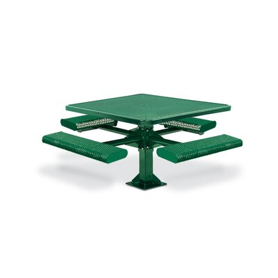 Picnic Table Finish: Blue