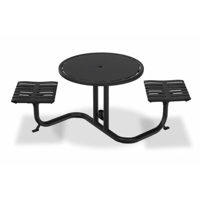 Latitude Bistro Table Finish: Red