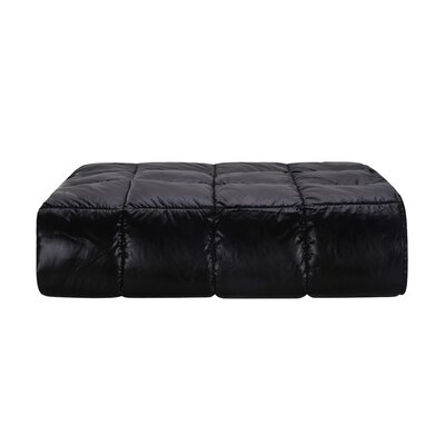 Ultra Light Throw Color: Black