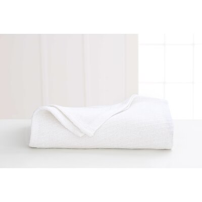 Vellux Martex Cotton Throw Blanket - Size: Full/Queen, Color: Natural