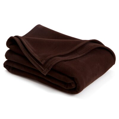 Original Blanket Size: Twin, Color: Chocolate