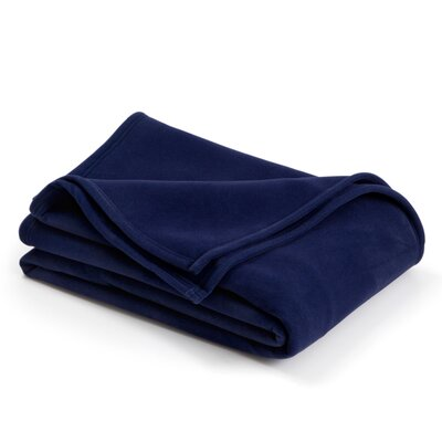 Original Blanket Size: Twin, Color: New Navy