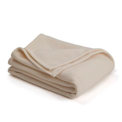 Original Blanket Size: Twin, Color: Ivory