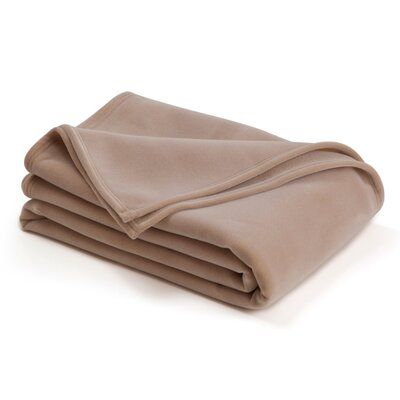 Original Blanket Size: Full/Queen, Color: Tan