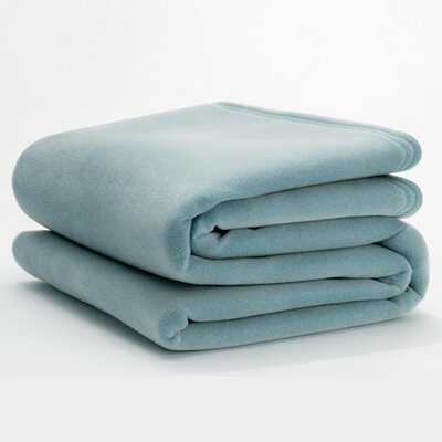 Original Blanket Size: Twin, Color: Wedgewood Blue