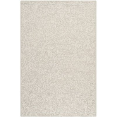 Martha Stewart Snowberry Area Rug Rug Size: Rectangle 39 x 59