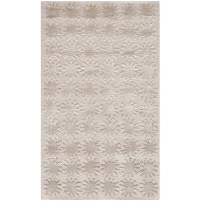 Hand-Tufted Day/Break Area Rug Rug Size: 39 x 59