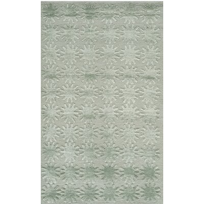 Hand-Tufted Sky Area Rug