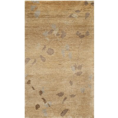 Martha Stewart Trellis Amber Area Rug Rug Size: Rectangle 26 x 43