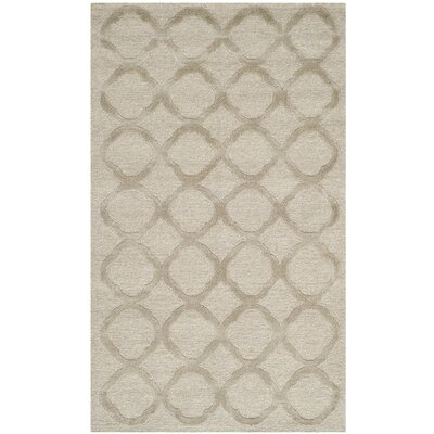 Hand-Tufted Mist Area Rug