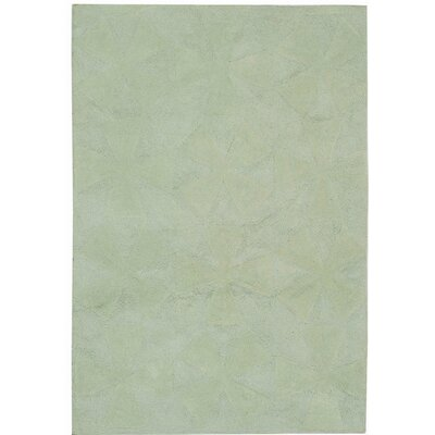 Hand-Tufted Ocean/Vista Area Rug