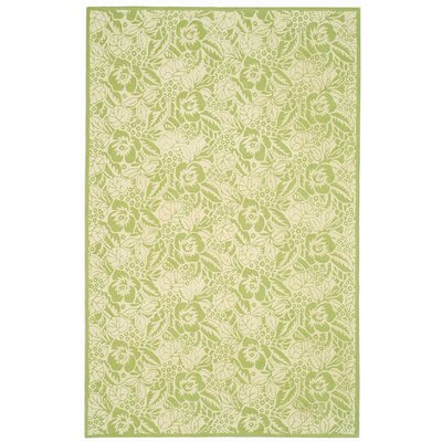 Hand-Tufted Bud Area Rug