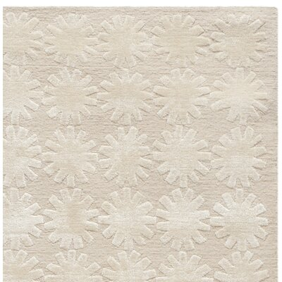 Hand-Tufted Milky Way Area Rug Rug Size: Rectangle 39 x 59