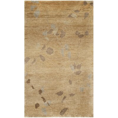 Martha Stewart Trellis Amber Area Rug Rug Size: Rectangle 39 x 59