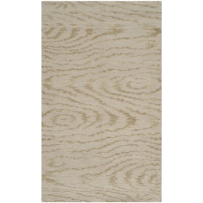 Martha Stewart Faux Bois Lichen Rug Rug Size: Rectangle 39 x 59