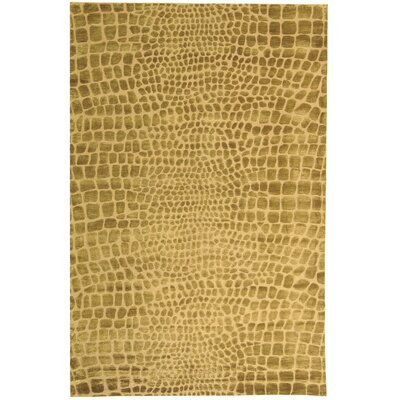 Martha Stewart Amazonia River/Bank Area Rug Rug Size: 86 x 116