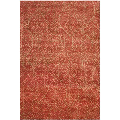 Martha Stewart Foliage Harvest Area Rug Rug Size: Rectangle 8 x 10
