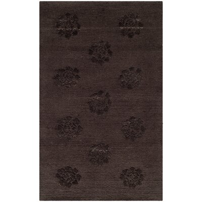 Martha Stewart Medallions Onyx Area Rug Rug Size: Rectangle 86 x 116