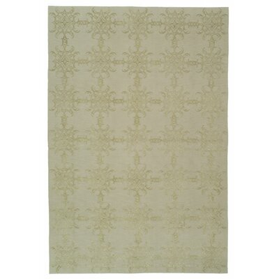 Martha Stewart Tracery Crystal Area Rug Rug Size: Rectangle 86 x 116