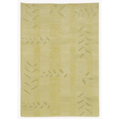 Martha Stewart Grasses Chamimile Area Rug Rug Size: Rectangle 6 x 9