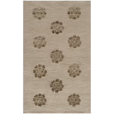 Martha Stewart Medallions Agate Area Rug Rug Size: Rectangle 56 x 86
