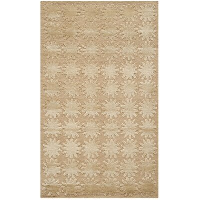 Martha Stewart Constellation Moon Area Rug Rug Size: Rectangle 79 x 99
