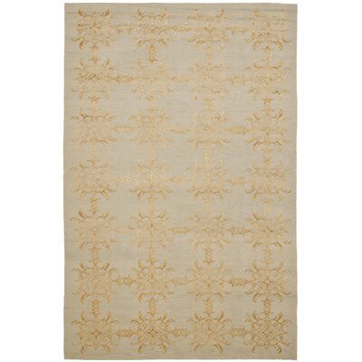 Martha Stewart Tracery Beige Area Rug Rug Size: Rectangle 56 x 86