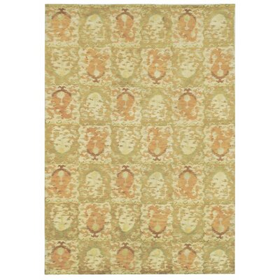 Martha Stewart Reflection Earth Area Rug Rug Size: 4 x 6