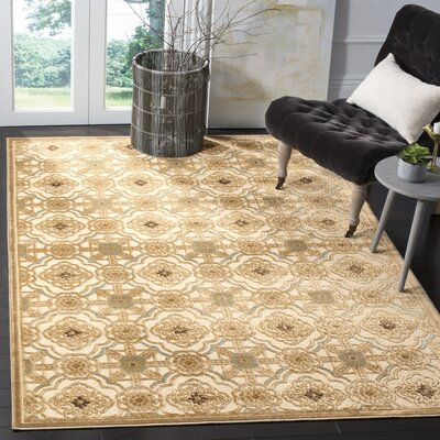 Martha Stewart Imperial Palace Hemp Area Rug Rug Size: Rectangle 53 x 76