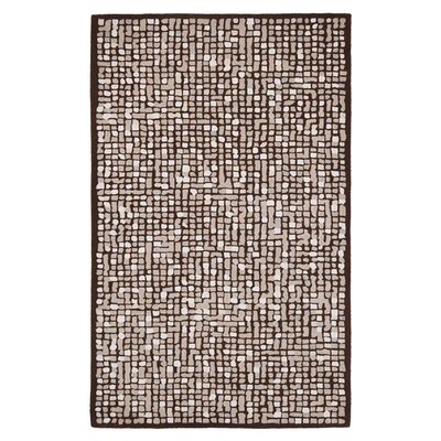 Martha Stewart Gray Area Rug Rug Size: Rectangle 3 x 5