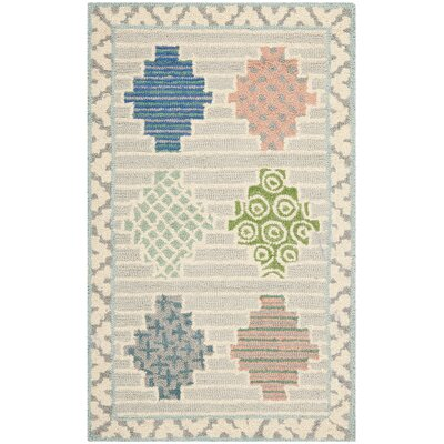 Martha Stewart Pewter Area Rug Rug Size: Rectangle 26 x 43