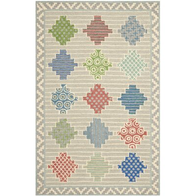 Martha Stewart Pewter Area Rug Rug Size: Rectangle 9 x 12