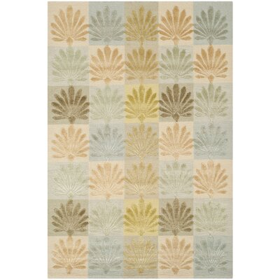 Martha Stewart Sanctuary Oasis Area Rug Rug Size: Rectangle 86 x 116
