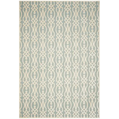 Martha Stewart Villa Screen Area Rug Rug Size: Rectangle 4 x 57