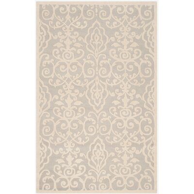 Martha Stewart Marais Hand-Tufted Area Rug Rug Size: Rectangle 5 x 8