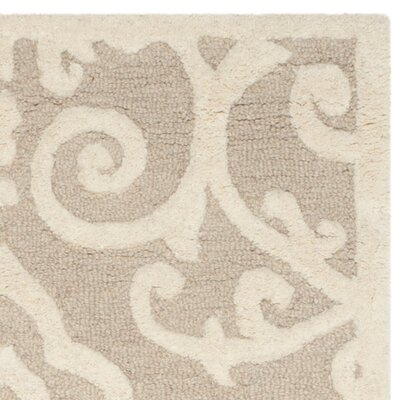 Martha Stewart Marais Hand-Tufted Area Rug Rug Size: Runner 23 x 8