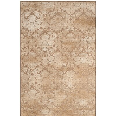 Martha Stewart Camel Area Rug Rug Size: Rectangle 33x 53