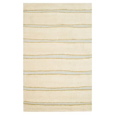 Martha Stewart Beige Area Rug Rug Size: Rectangle 96 x 136