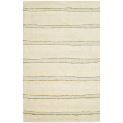 Martha Stewart Beige Area Rug Rug Size: Rectangle 5 x 8