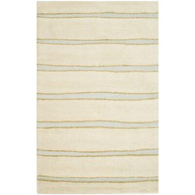 Martha Stewart Beige Area Rug Rug Size: 5 x 8