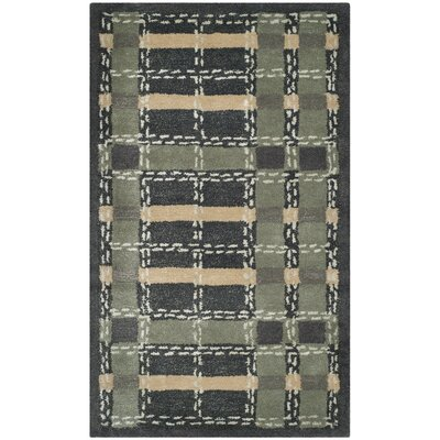 Martha Stewart Wrought Irn Area Rug Rug Size: Rectangle 96 x 136