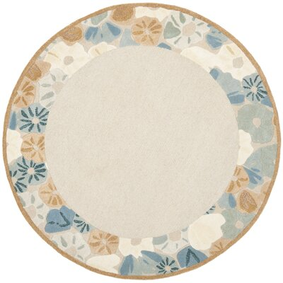 Martha Stewart Cornucopia Beige Area Rug Rug Size: Rectangle 26 x 43
