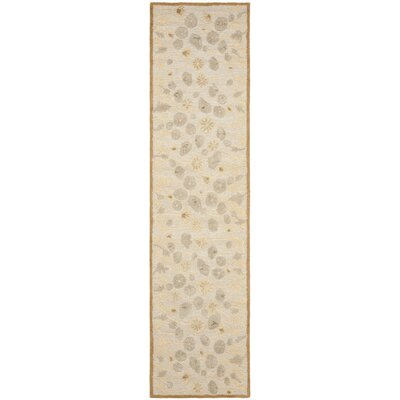 Martha Stewart Nutshell Brown Area Rug Rug Size: Runner 23 x 10