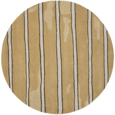 Martha Stewart Toffee Area Rug Rug Size: Rectangle 5 x 8