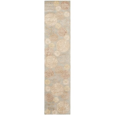 Martha Stewart Herbal Garden Area Rug Rug Size: Runner 23 x 10