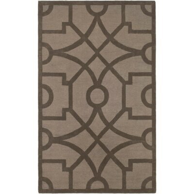 Martha Stewart Fretwork Tufted / Hand Loomed Area Rug Rug Size: 9 x 12