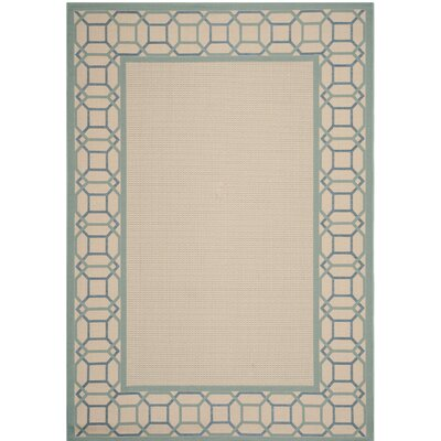 Martha Stewart Green/Beige Area Rug