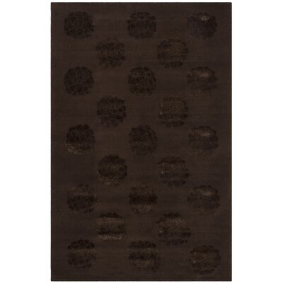 Martha Stewart Medallions Onyx Area Rug Rug Size: Rectangle 56 x 86