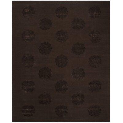 Martha Stewart Medallions Onyx Area Rug Rug Size: Rectangle 79 x 99