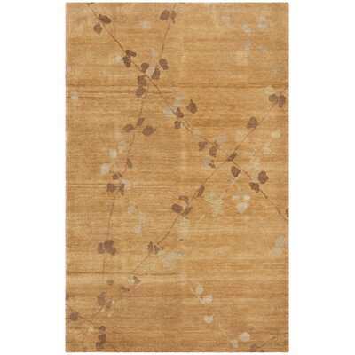 Martha Stewart Trellis Amber Area Rug Rug Size: Rectangle 56 x 86
